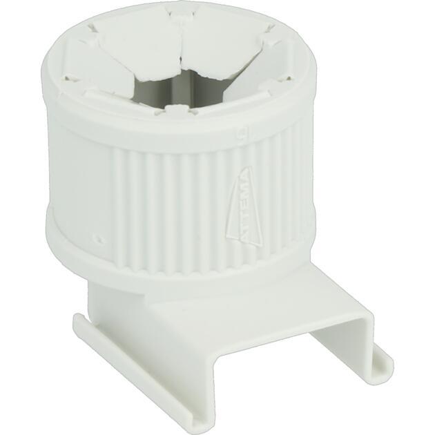 Steckbar Zubehör AK2, Schiebeeinführung, für Kabel-Ø 8-14 mm / Rohr-Ø 16 mm,