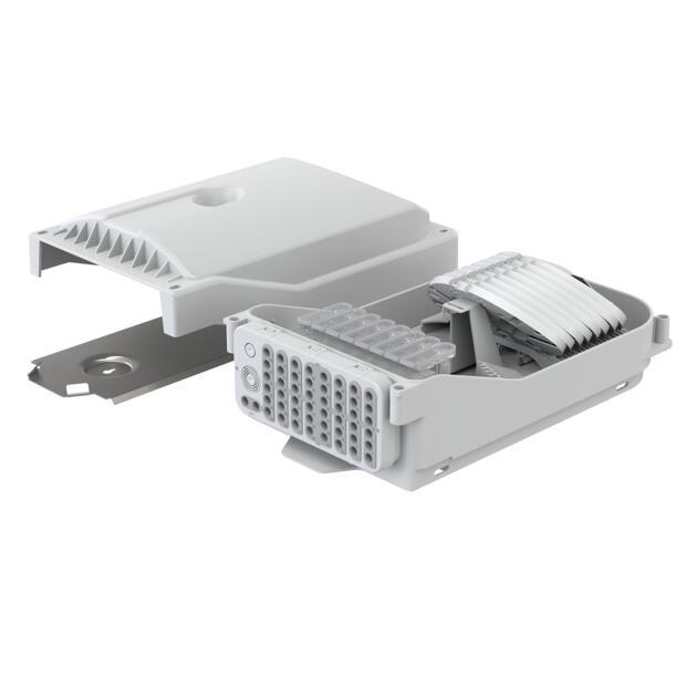 Gebäudeverteiler Gf-GV, 96 Fasern, ANT, 48 Ausgänge, IP65