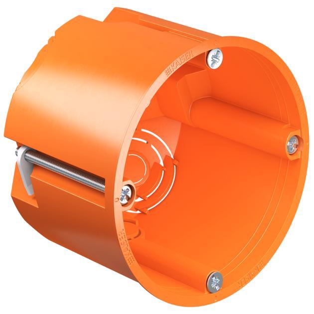 O-range® one-gang junction box