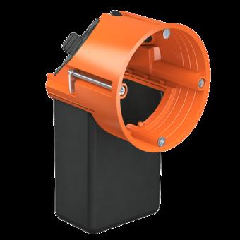 UP Gerätedose Verbindungsdose  Ø 60 Höhe 63 mm mit Schraube  Schalterdose