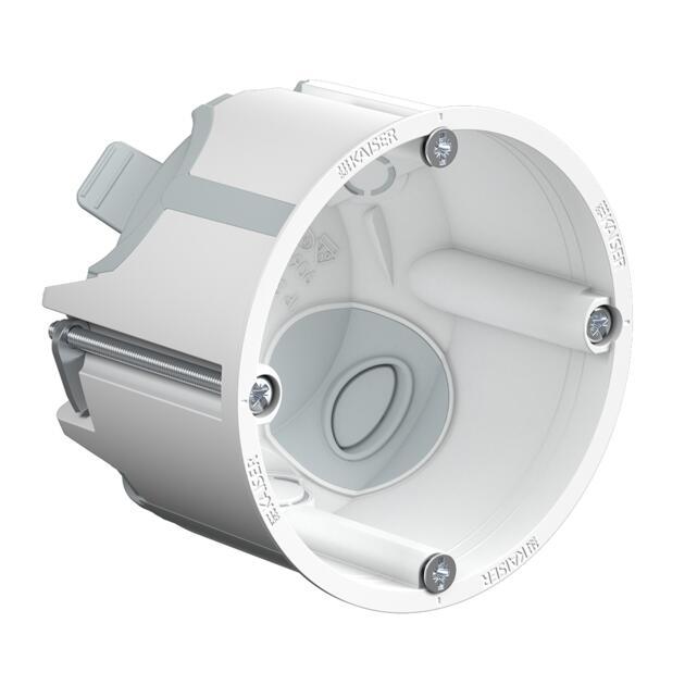 Gerätedose Schallschutz 68 halogenfrei