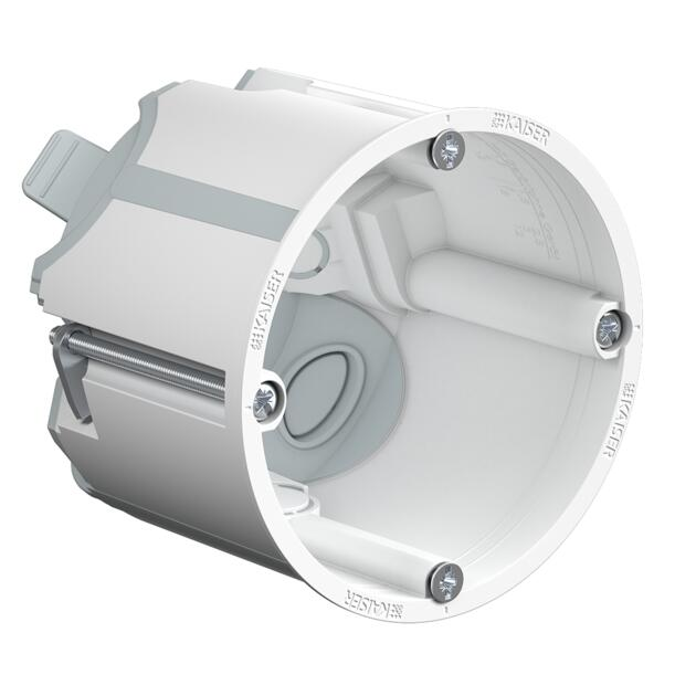 Geräte-Verbindungsdose Schallschutz 68