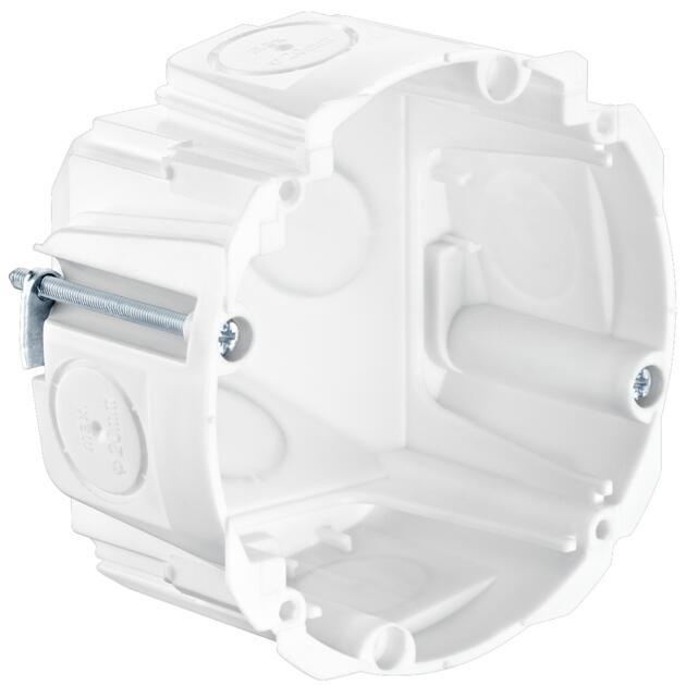 Gerätedose für schweizer Geräteeinsätze