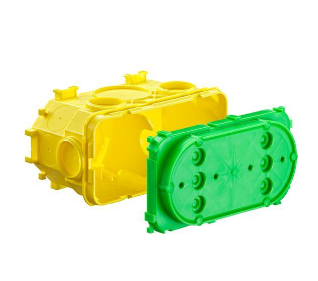 Doppel-Geräte-Verbindungsdose
