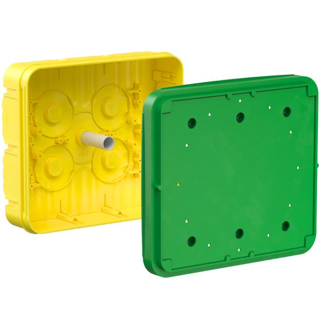 Verbindungskasten 250 x 220 x 82 mm