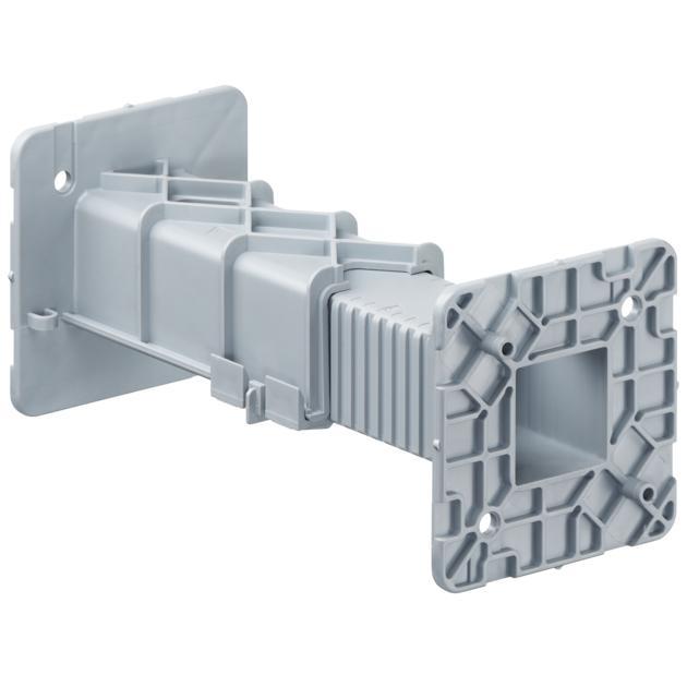 Universal- Aufstockelement 105 bis 170 mm