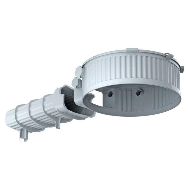 HaloX® 250 mit Tunnel 325 für Ortbeton