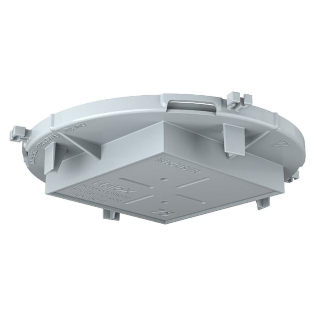 HaloX® 100 Frontteile, quadratisch