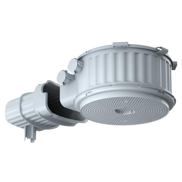 HaloX® 180 mit Tunnel für Werksfertigung zur Magnetbefestigung