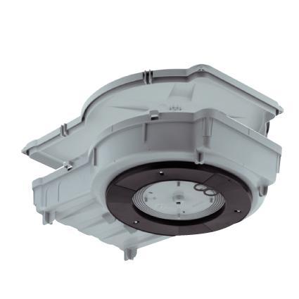 KompaX®1 Gehäuse für Plattendecken