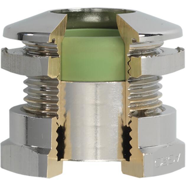 Kabelverschraubungen Progress® ultraFLAT rostfreier Stahl A2