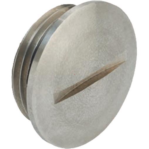Verschlussschrauben rostfreier Stahl A2