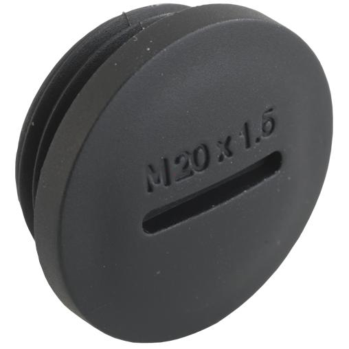 Synthetic locking plugs
