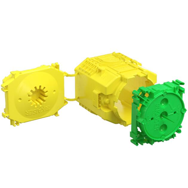 B1 Großrohr-Geräte-Verbindungsdose
