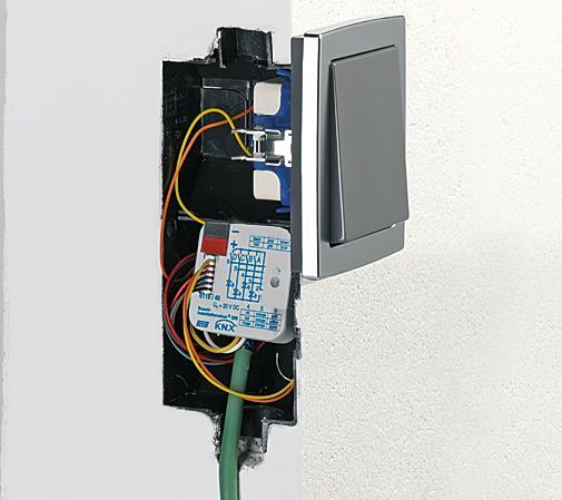 electronic dose ger tedosen ger te verbindungsdosen unterputz elektro installation. Black Bedroom Furniture Sets. Home Design Ideas