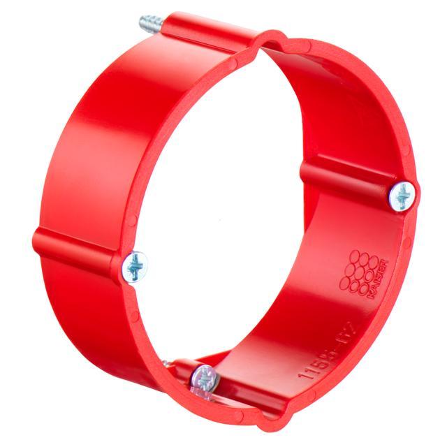 Plaster compensation rings Ø 60 mm